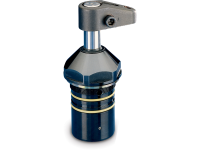SCSS122, 2400 lbs Force, Cartridge Swing Clamp, Single-Acting, Straight Plunger