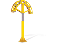 SGS1, Strand Jack Strand Guide, 19 (.62 in Strand) - 13 (.71 in Strand) Maximum Number of Strands