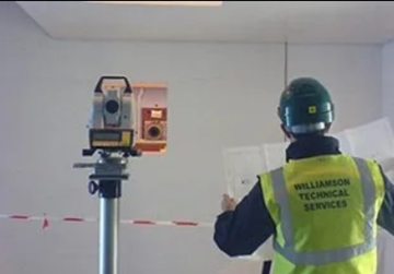 Dimensional Surveying Services In UK
