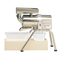 Automatic Sieves - Juicers - C80 For The Food Processing Industry