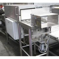 Bag Loader For Cheese Blocks For The Food Processing Industry