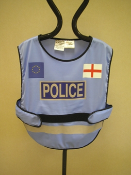 Manufacturers Of Made To Order Knitted Polyester Police Tabards