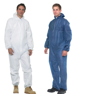Uk Manufacturers Of Mellobase Economy Coverall Mba304