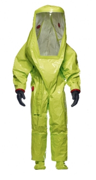 Uk Manufacturers Of Tychem Tk Gas-Tight Suit With Socks