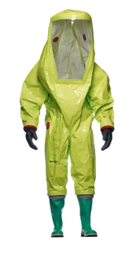 Uk Manufacturers Of Tychem Tk Gas-Tight Suits
