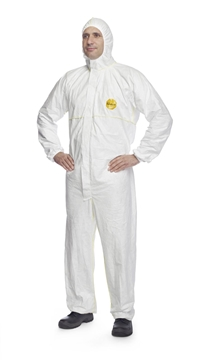 Uk Manufacturers Of Easysafe Hooded Coveralls