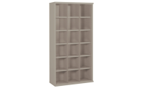 18 Compartment High Density Steel Shelving Bay
