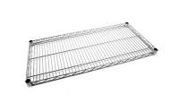 Anti-Bacterial Wire Shelving Extra Shelf Level