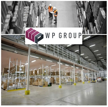 UK Custom Built Warehouse Pallet Racking