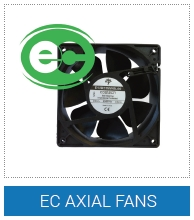 EC Compact Axial Cooling Fans