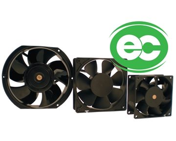 Explosion Proof EC Compact Axial Fans