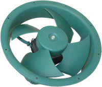 Commercial Refrigeration Axial Fans