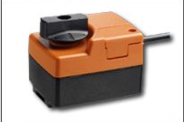 DN15 TRY24 Compact Actuators