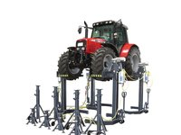 Mobile Wheel Engaging Column Lifts, RGE T