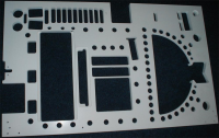 3 Axis CNC Routing Services
