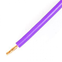 1.0mm² Tri Rated Cable Violet (100m Reel)