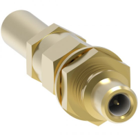 12.1412.221 IMS SMC BULKHEAD JACK 50 OHM GOLD PLATED