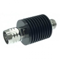 3dB RF Coaxial Fixed Attenuator, 10W, 3G, N TYPE MALE TO N TYPE FEMALE ROUND