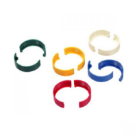 LCR-6 BLUE Colored coding rings for right angle connector of the SPX Series.