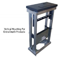 Enclosures For Vertical Equipment Mounting