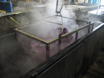 Industrial Cleaning: Process and Chemical Industry