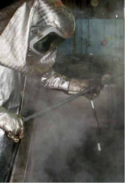 Service: Solvent Cleaning