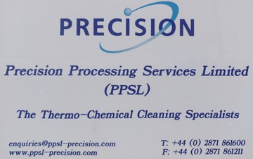 Service: Thermo-Chemical Cleaning