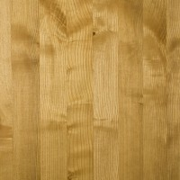 Antique Pine Solid Wood Ash Table Tops 25Mm Thick
