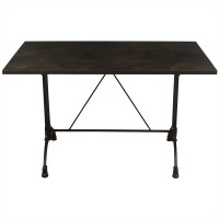 Baltic Granite Complete Continental 4 Seater Table