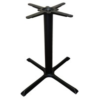 Cast Iron Dining Height Crucifix Style