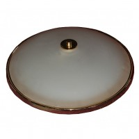 High Quality Ceramic And Brass Ceiling Lights