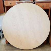 Used Solid Oak Table Top 120Cm