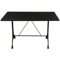 Wenge Complete Continental 120X60Cm Table