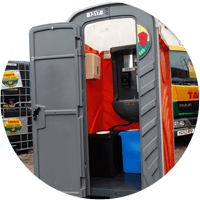 Portable Wash Stations In Lincolnshire