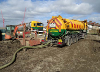 Drilling Slurry Removal In Cumberland