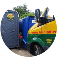 Portable Toilets Servicing In Westmorland