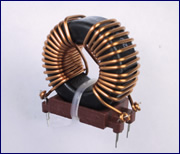 Self supporting coils