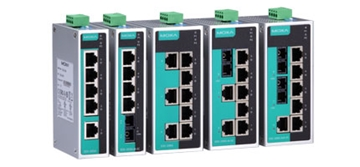 5-Port Unmanaged Ethernet Switches
