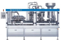 Mobile Filling Machines For Glass Containers