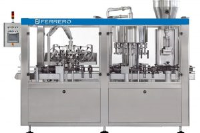 Mobile Filling Machines For PET Containers