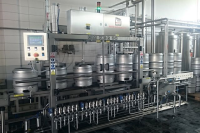 Complete Keg Filling Machinery