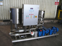 Continuous Screw Dosing Machinery