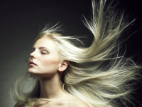 Human Hair Extensions For Use In Hair Salons