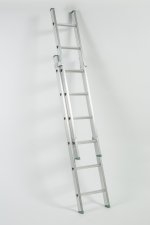 Double Extension Ladders For Window Washers
