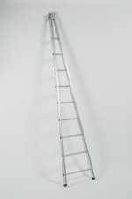 Traditional 'A' Form Window Cleaning Ladder