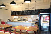 Corporate Graphic Imaging For Restaurants