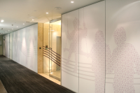 Event Graphics For Office Buildings