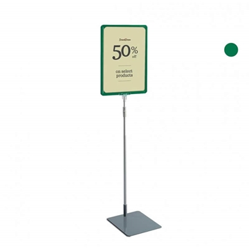 Signs for Events, Green Framed Eco Poster Sign