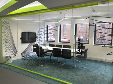 Demountable Office Partitioning Systems