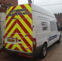 Safety Graphics - Vehicle Chevrons